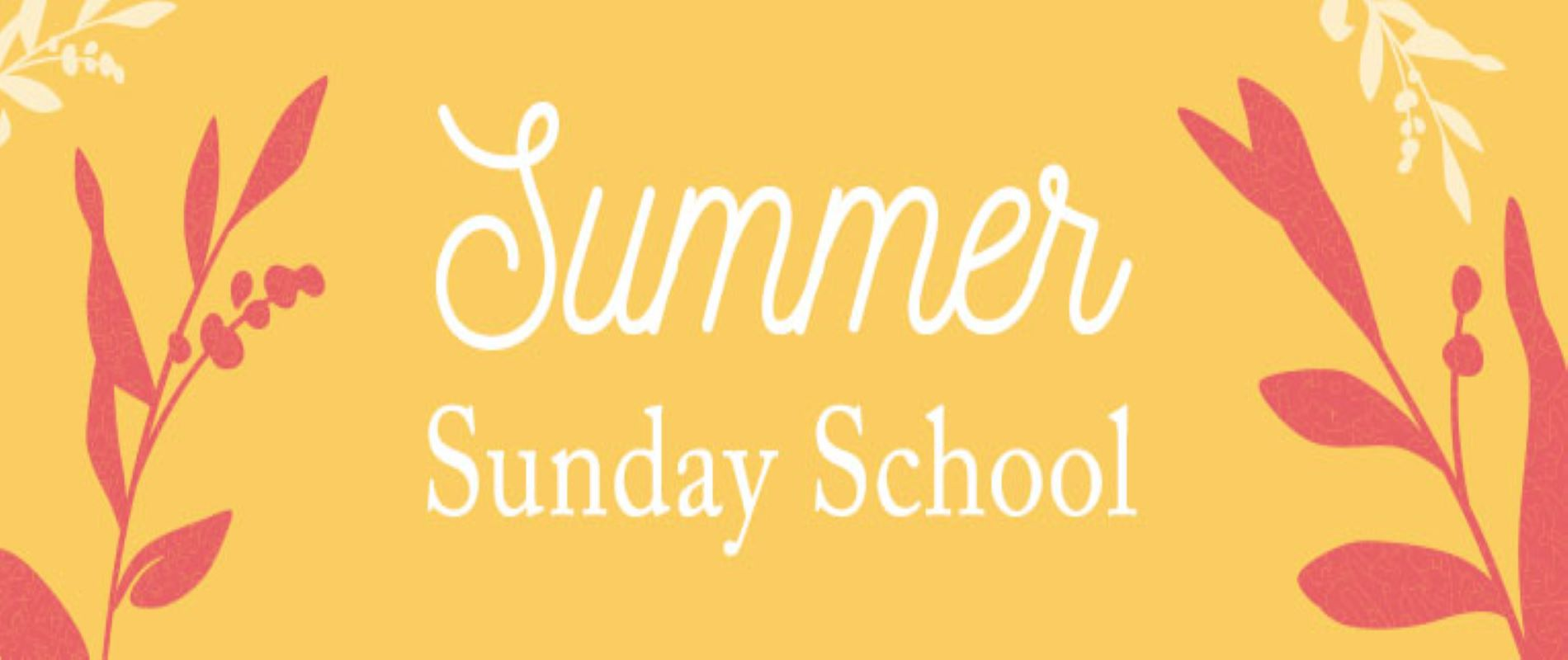 Summer Sunday School: I Spy Salvation
