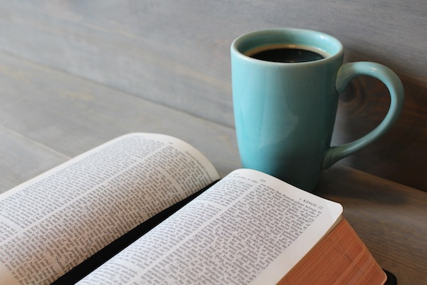 bible coffee